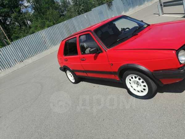 Volkswagen Golf, 1988 год, 65 000 руб.