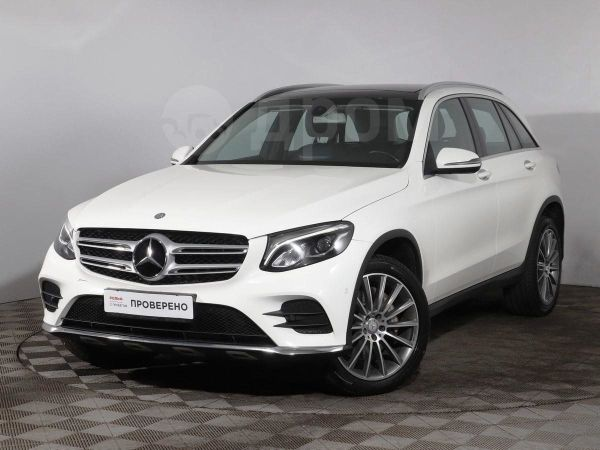 Mercedes-Benz GLC, 2016 год, 2 432 000 руб.