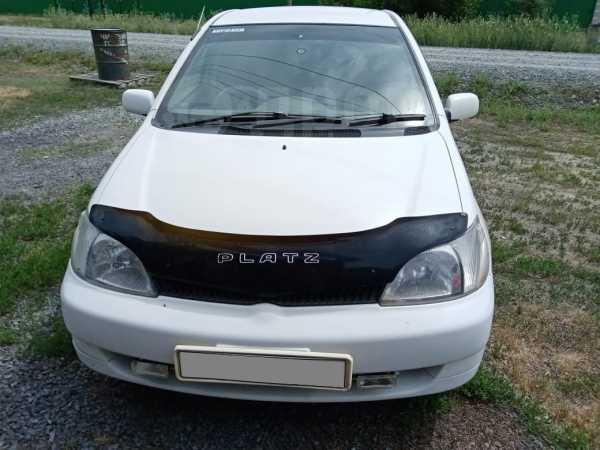 Toyota Platz, 2002 год, 200 000 руб.