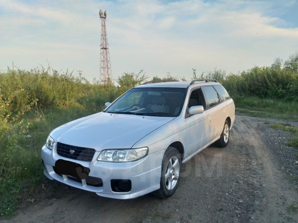 Nissan Avenir, 2002 год, 285 000 руб.