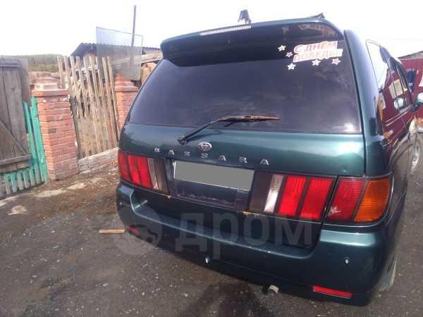 Nissan Bassara, 2000 год, 290 000 руб.
