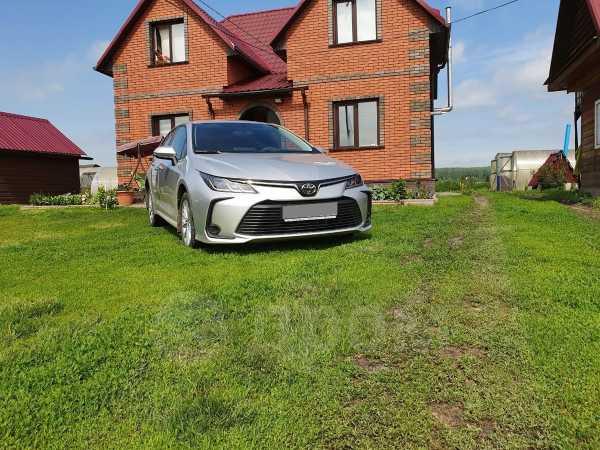 Toyota Corolla, 2019 год, 1 390 000 руб.