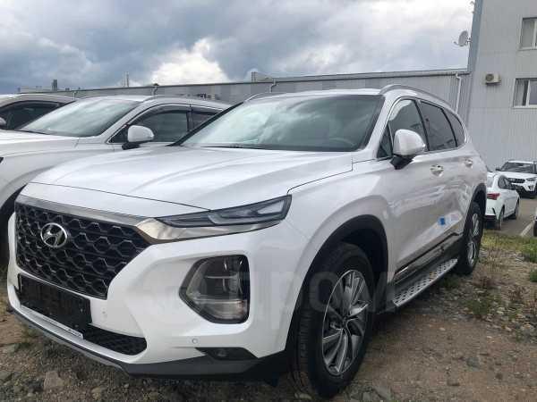 Hyundai Santa Fe, 2020 год, 2 839 000 руб.