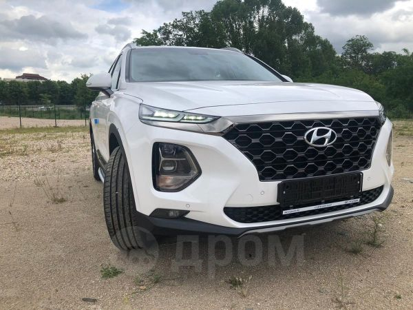 Hyundai Santa Fe, 2020 год, 2 609 000 руб.