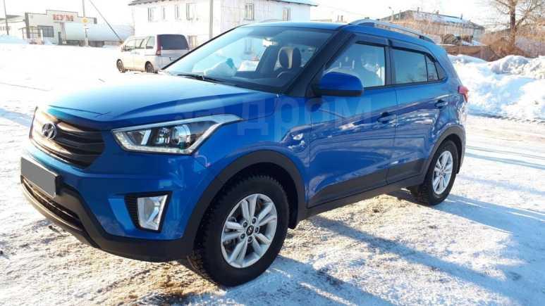Hyundai Creta, 2019 год, 1 220 000 руб.