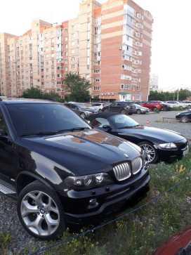 Омск BMW X5 2005