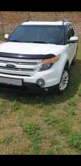 Ford Explorer, 2014 год, 1 550 000 руб.