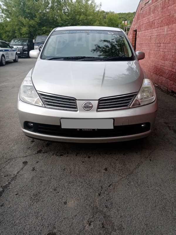 Nissan Tiida Latio, 2007 год, 265 000 руб.