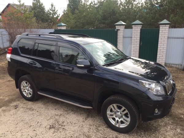 Toyota Land Cruiser Prado, 2012 год, 1 777 777 руб.