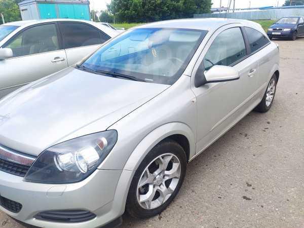Opel Astra GTC, 2007 год, 339 000 руб.