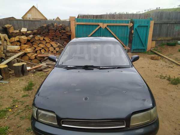 Nissan Bluebird, 1992 год, 85 000 руб.