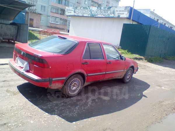 Saab 9000, 1992 год, 95 000 руб.