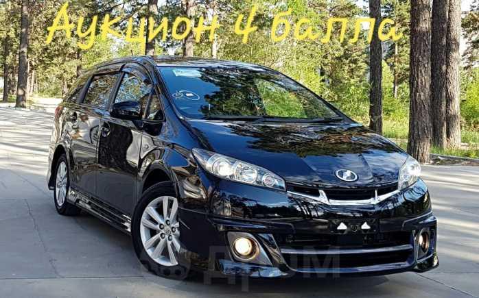 Toyota Wish, 2009 год, 849 000 руб.