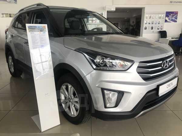 Hyundai Creta, 2019 год, 1 491 000 руб.