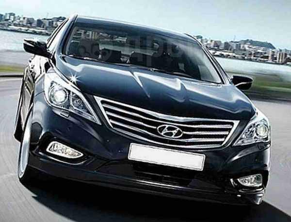 Hyundai Grandeur, 2012 год, 895 000 руб.