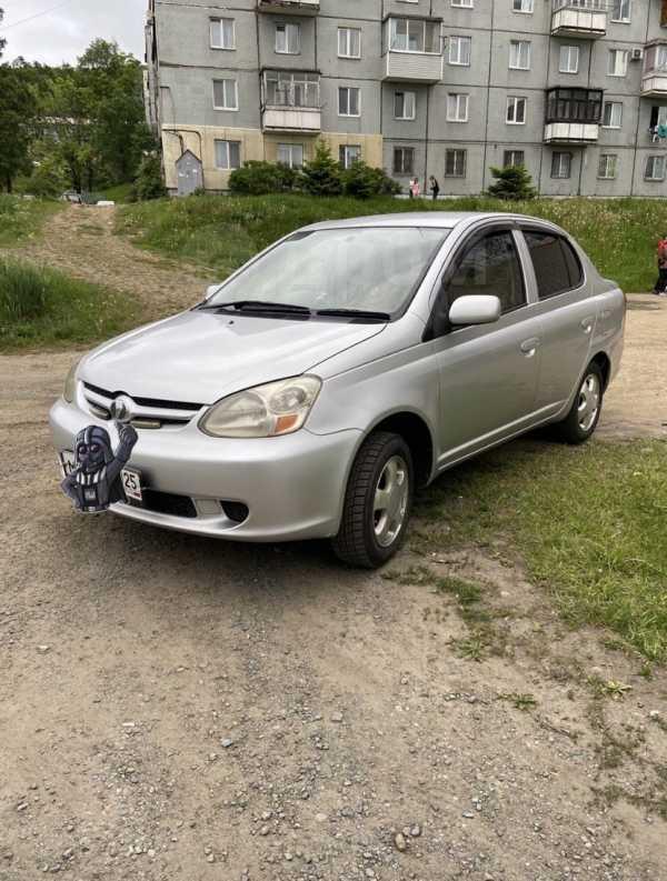 Toyota Platz, 2004 год, 205 000 руб.