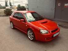 Омск Impreza WRX 2003