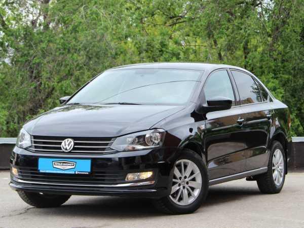 Volkswagen Polo, 2017 год, 683 000 руб.