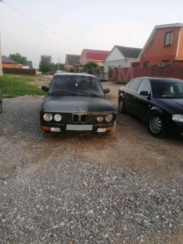 BMW 5-Series, 1987 год, 37 000 руб.