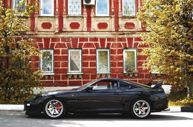 Toyota Supra, 1993 год, 1 400 000 руб.