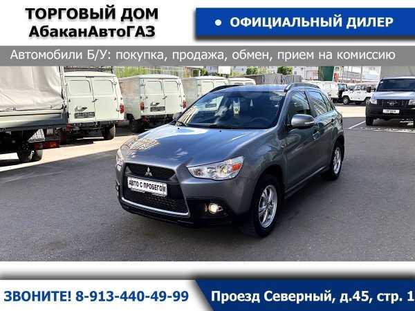 Mitsubishi ASX, 2011 год, 665 000 руб.