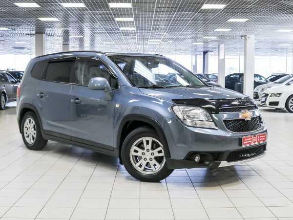 Chevrolet Orlando, 2013 год, 699 500 руб.