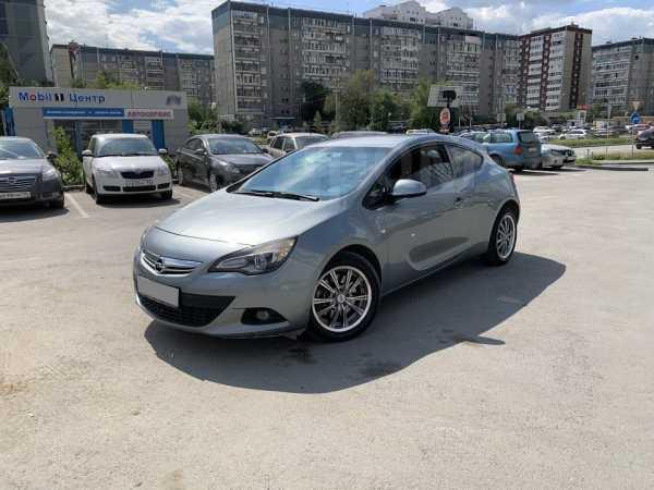 Opel Astra GTC, 2012 год, 515 000 руб.