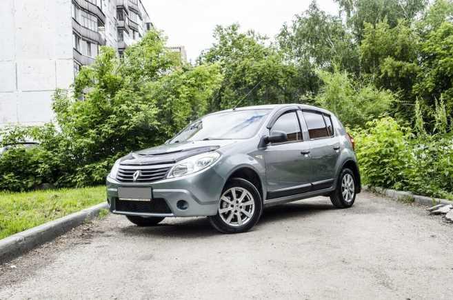Renault Sandero, 2012 год, 415 000 руб.