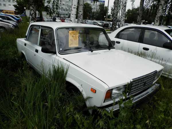 Лада 2107, 2010 год, 99 000 руб.
