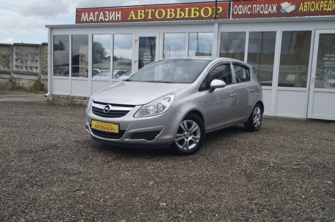 Opel Corsa, 2008 год, 300 000 руб.