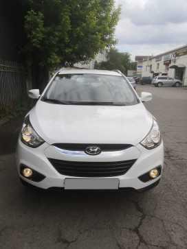 Новокузнецк Hyundai ix35 2011