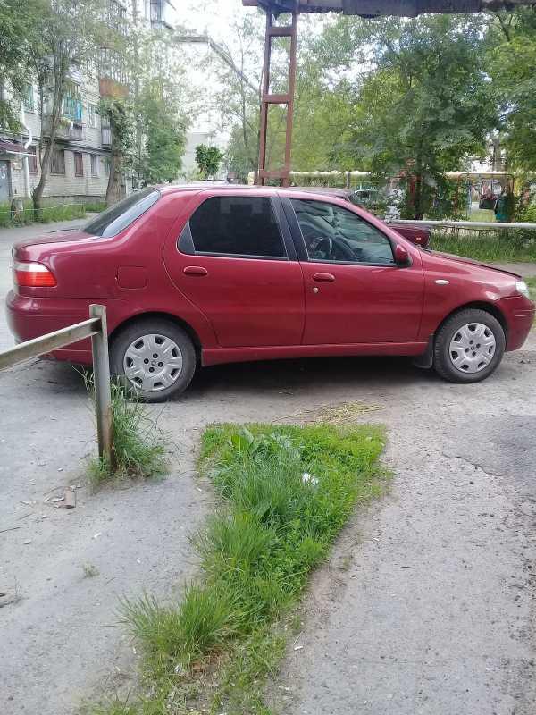 Fiat Albea, 2007 год, 160 000 руб.