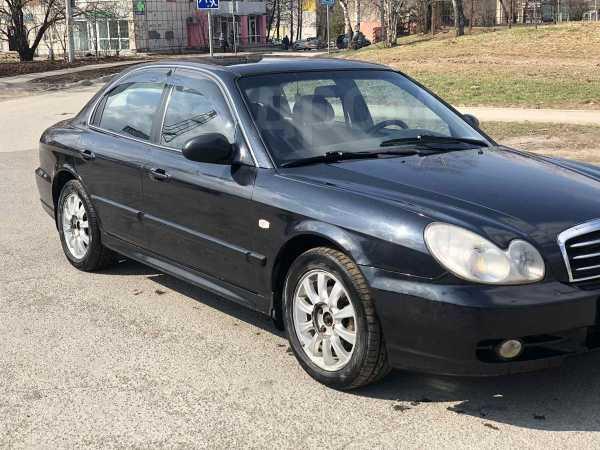 Hyundai Sonata, 2008 год, 240 000 руб.
