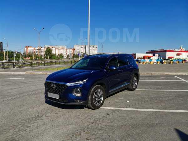 Hyundai Santa Fe, 2018 год, 2 200 000 руб.