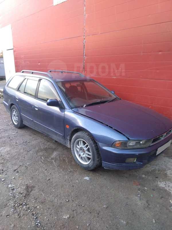 Mitsubishi Legnum, 1998 год, 45 000 руб.