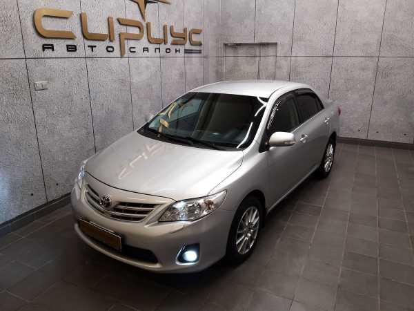 Toyota Corolla, 2010 год, 645 000 руб.