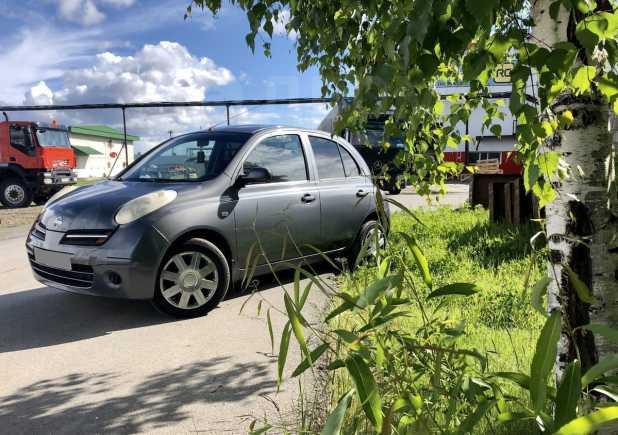 Nissan Micra, 2005 год, 225 000 руб.