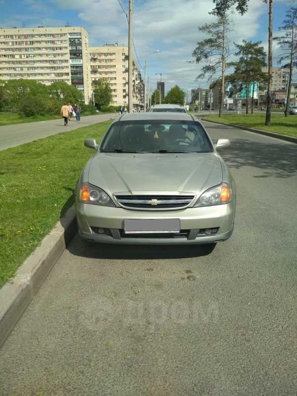 Chevrolet Evanda, 2004 год, 219 500 руб.