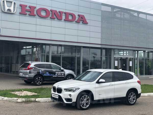 BMW X1, 2015 год, 1 475 000 руб.