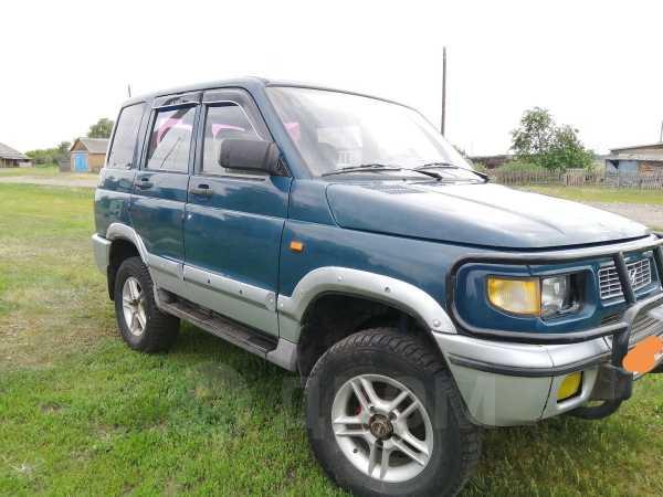 УАЗ Симбир, 1999 год, 150 000 руб.