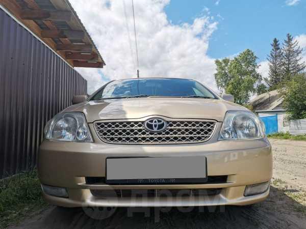 Toyota Allex, 2001 год, 330 000 руб.
