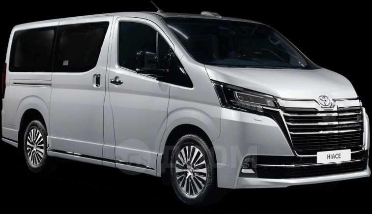 Toyota Hiace, 2020 год, 3 790 000 руб.