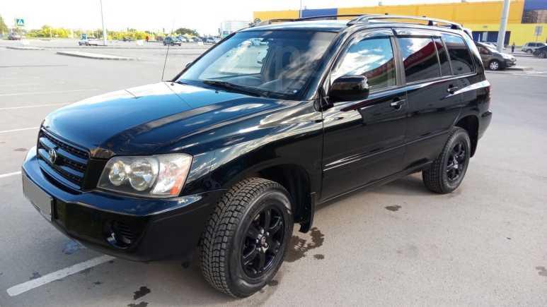 Toyota Highlander, 2003 год, 695 000 руб.