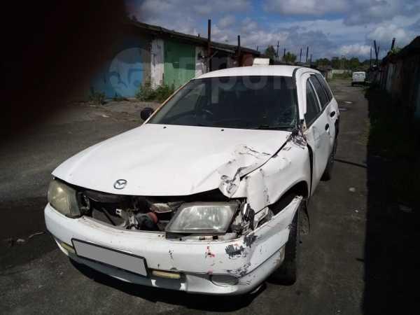 Mazda Familia, 2002 год, 70 000 руб.