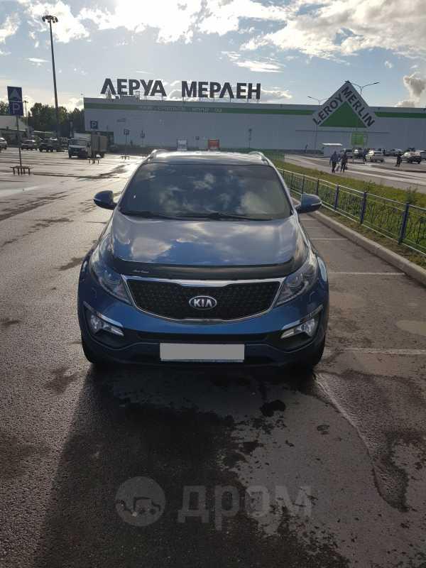 Kia Sportage, 2014 год, 1 069 000 руб.