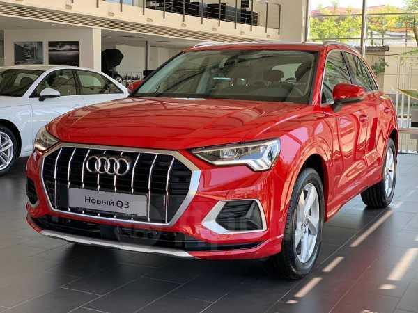 Audi Q3, 2020 год, 2 590 000 руб.