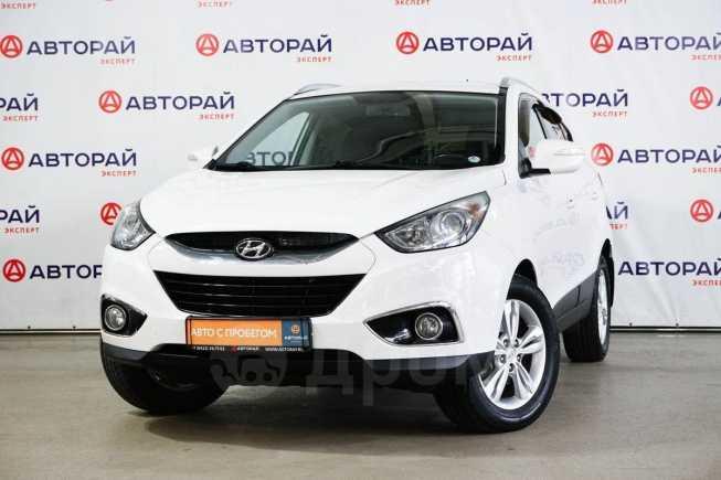 Hyundai ix35, 2012 год, 672 000 руб.