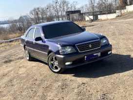 Хабаровск Toyota Crown 2001