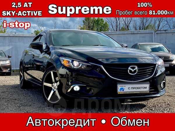 Mazda Mazda6, 2013 год, 935 000 руб.