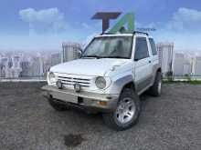 Тюмень Pajero Junior 1996